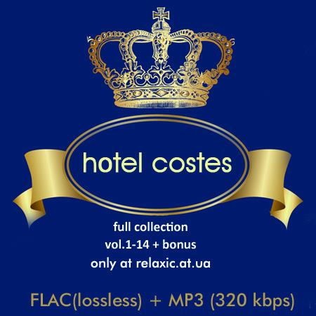 hotel costes vol 12